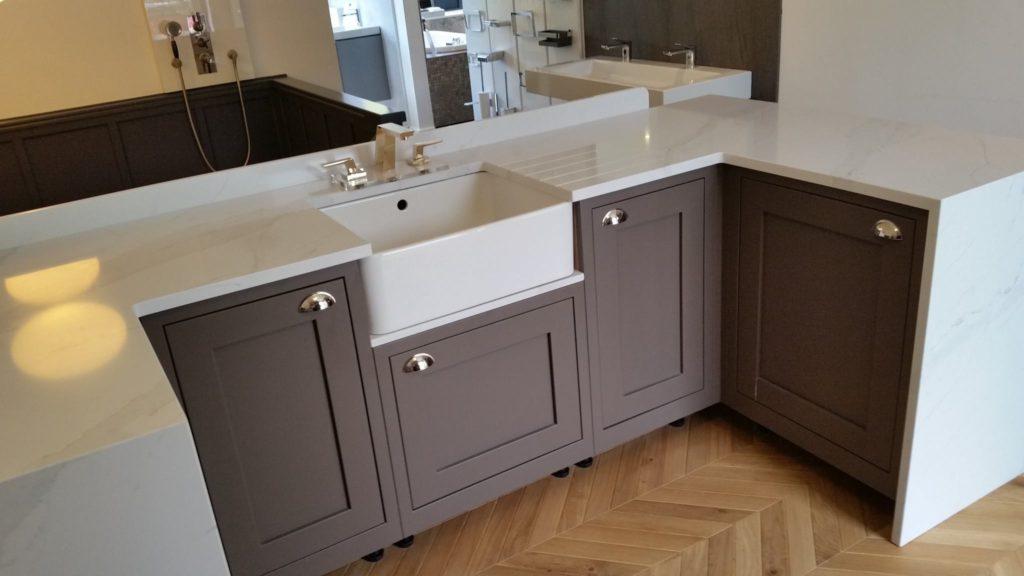 Quartz Kitchen Worktop Leeds R O Arnold Ltd